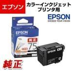 EPSON インクカートリッジ ICBK75 ブラック