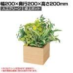 ベルク  フェイクグリーン インテリアグリーン 観葉植物 人工 卓上ミニポット GR4381
