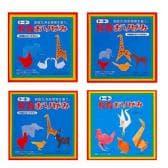 教育おりがみ 折り紙 全4サイズ トーヨーEC-0000