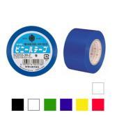 ビニールテープ カラー 幅38mm×長さ10m 1巻 ヤマト EC-NO200-38