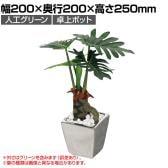 ベルク  フェイクグリーン インテリアグリーン 観葉植物 人工 卓上ミニポット GR4109