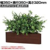 ベルク  フェイクグリーン インテリアグリーン 観葉植物 人工 卓上ポット GR4332