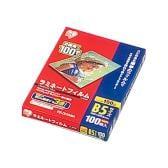 ラミネートフィルム/150ミクロン・B5サイズ・100枚入/LZ-5B5100 ラミネーター専用