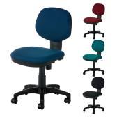オフィスチェア デスクチェア 事務椅子 布張り 幅540×奥行580×高さ780~895mm ラダード