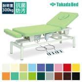 高田ベッド 電動昇降ベッド 施術ベッド 医療用ベッド 【埋込式マット付】 イオ TB-460