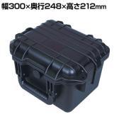 TAK-9BK | プロテクターツールケース 黒 幅300×奥行248×高さ212mm トラスコ中山 (TRUSCO)/ 818-9503
