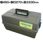 メイホー トランクボックス5060 観音開式仕切板 防滴構造 NO5060