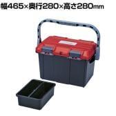 リングスター ドカット D-4500 頑丈設計 耐重量物 レッド/ブラック D-4500-R/BK