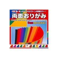 両面おりがみ 折紙 15×15cm 35枚入り 色12組 トーヨーEC-004014