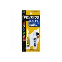 瞬間接着剤 アロンアルファ スーパーゼリー 4g コニシ EC-30533