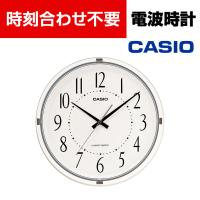 カシオ 電波掛け時計 【ウェーブセプター】 直径330mm×厚み49mm