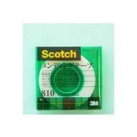 メンディングテープ 修繕テープ クリアケース 小巻 幅12mm 1巻 スリーエム EC-810-1-12C