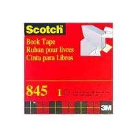 ブックテープ ラミネートテープ カバーテープ 透明 幅50.8mm 1巻 スリーエム EC-845-50