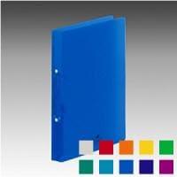 リングファイル アクアドロップス A4 背幅32 タテ型 2穴 1冊 LIHIT LAB./EC-F-5005