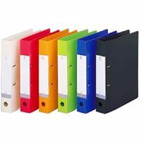 リクエストD型リングファイル A4 背幅46 タテ型 2穴 1冊 LIHIT LAB./EC-G2230