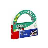 両面テープ フック・ハンガー・小物など用超強力タイプ ナイスタック 大巻 幅15mm ニチバン/EC-NW-U15