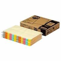 カラー仕切カード お徳用パック A4 タテ型 12山見出し+インデックス 2穴 1箱30組入 コクヨ/EC-SIK...