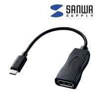 USBTypeC-DisplayPort変換アダプタ 4K@60Hz対応