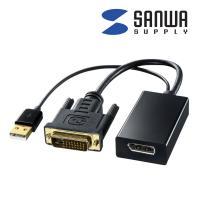 DVI-DisplayPort変換アダプタ