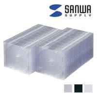 DVD・CDケース 5mm厚 100枚セット