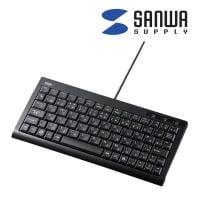 USBスリムキーボード 超ミニタイプのコンパクト&スリムパンタグラフキーボード