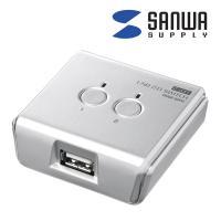 USB2.0手動切替器 2回路