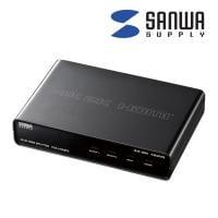 4K2K対応HDMI分配器 2分配
