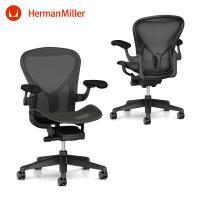 アーロンチェア リマスタード ライト (Aeron chair Remastered Lite) Bサイズ 固定ア...