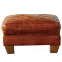 ACME Furniture フレスノ オットマン 幅700×奥行600×高さ390mm FRESNO OTTOMAN