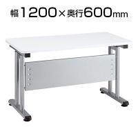 昇降テーブル兼デスク ハンドル回転式 高さ調整 テーブル 幅1200×奥行600×高さ700~1000mm LSD...