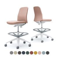 CD13JW   ライブス エントリーチェア Lives Entry Chair オフィスチェア 椅子  肘なし ...