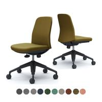 CD13MR   ライブス エントリーチェア Lives Entry Chair オフィスチェア 椅子  肘なし ...