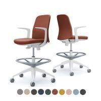 CD23JW   ライブス エントリーチェア Lives Entry Chair オフィスチェア 椅子  固定肘 ...