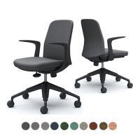 CD23MR   ライブス エントリーチェア Lives Entry Chair オフィスチェア 椅子  固定肘 ...