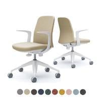 CD23WW   ライブス エントリーチェア Lives Entry Chair オフィスチェア 椅子  固定肘 ...