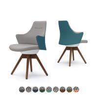CD63ZW | ライブス ワークチェア Lives Work Chair オフィスチェア 事務椅子 ロータイプ ...