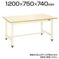 サカエ 中量作業台 KTタイプ KT-493I ワークテーブル 幅1200×奥行750×高さ740mm
