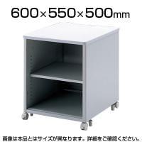 プリンターワゴン プリンター棚 W600×D550×H500mm eデスク(Pタイプ)