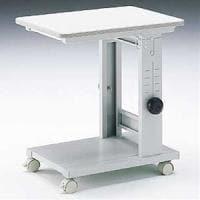 プロジェクター台 高さ調節可能 キャスター付き スライドテーブル付き/SS-PR-2N
