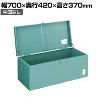 F-7001 | 中型車載用工具箱 中皿なし ツールボックス 道具箱 国産 幅700×奥行420×高さ370mm ...