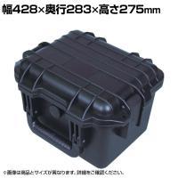 TAK-15BK | プロテクターツールケース 黒 幅428×奥行283×高さ275mm トラスコ中山 (TRUS...