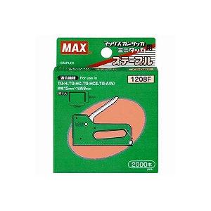 ガンタッカ替刃 替え針 2000本入り マックス EC-1208F