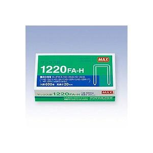ホッチキス針 針 12号 11.5×20mm 600本入り マックス EC-1220FAH