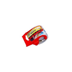 OPPテープ 透明梱包用テープ ディスペンサー付 かる~く引き出せるテープ 軽・中量物の封かん用 幅50.8mm×長さ20.3m 1巻 スリーエム EC-145DN
