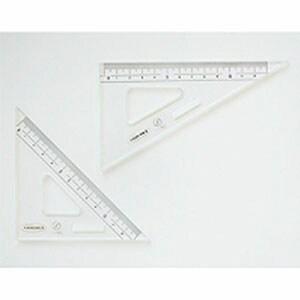 三角定規 目盛130mm 1組 タケダ 三角スケール ものさし/EC-22-0320