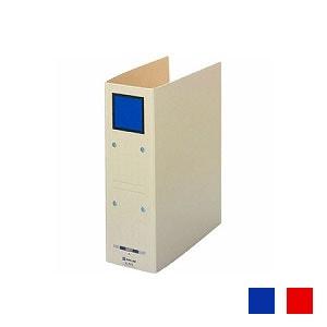 保存ファイル ドッチ A4 背幅94 タテ型 2穴 1冊 キングジム/EC-4078