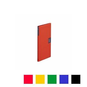 カードホルダー カーズ 溶着式 手帳サイズ ヨコ入れ3枚 背幅9 ポケット数60枚 タテ型 1冊 キングジム EC-41