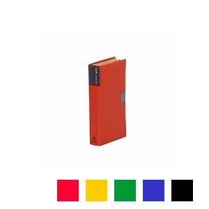 カードホルダー カーズ 溶着式 手帳サイズ ヨコ入れ3枚 背幅31 ポケット数240枚 タテ型 1冊 キングジム EC-43