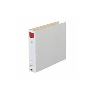 保存ファイル A4 背幅45 ヨコ型 2穴 1冊 キングジム/EC-4383