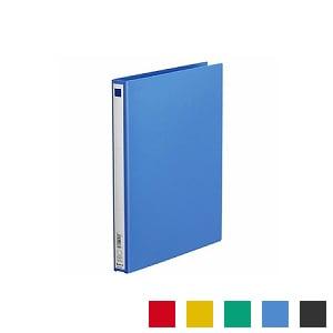 リングファイル エコノミータイプ A4 背幅27 タテ型 2穴 1冊 キングジム/EC-611